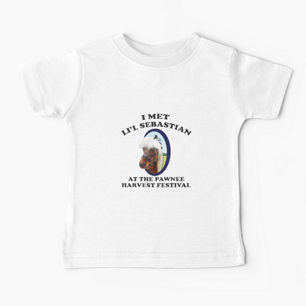 Li'l Sebastion Baby T-Shirt