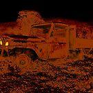 Tortured Toyota by dieselpete
