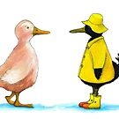 Duck diversity by PhilippaCleall