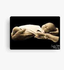 Loving Hands Canvas Print