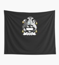 Sheldon Coat of Arms - Family Crest Shirt Wall Tapestry