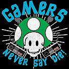 Gamer Life by machmigo