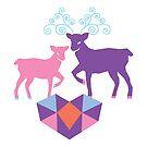 Deer heart by oksancia