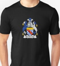 Sherbrooke Coat of Arms - Family Crest Shirt Unisex T-Shirt