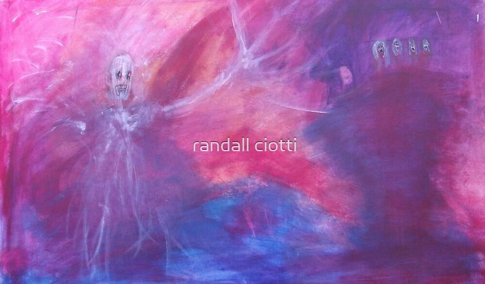 Casting Souls by randall ciotti