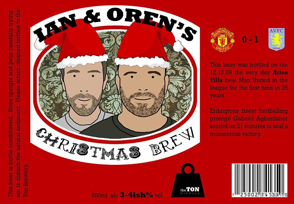 Christmas Brew by Ian  James