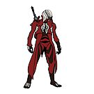 Dante Devil Trigger MVCi by CreativeFlame