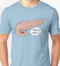 DIABETES: A pancreas in despair Unisex T-Shirt