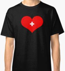 Nurse Love Classic T-Shirt