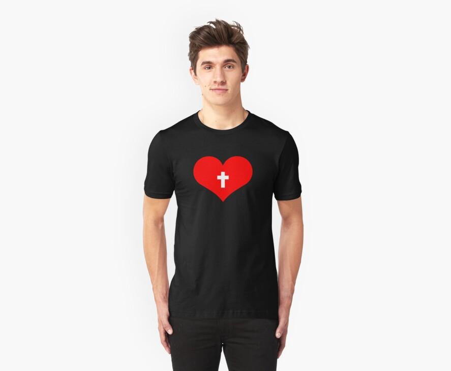 Cross Love by webart