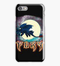 Toothless Dragon Night Fury iPhone Case/Skin