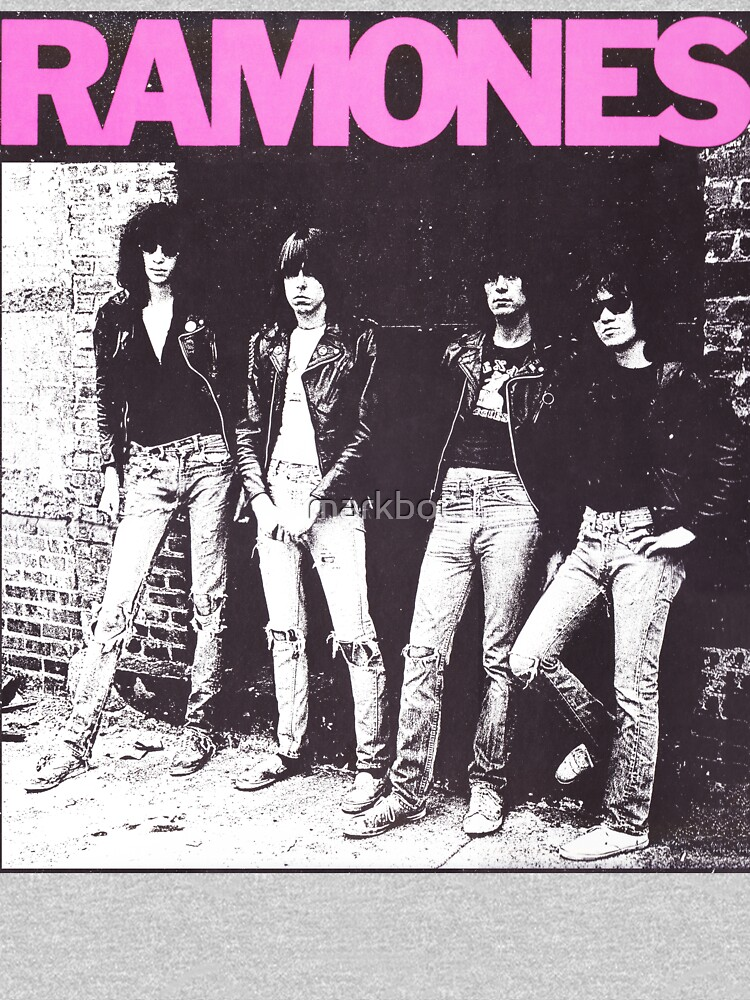 Ramones shirt from vinyl by markbot