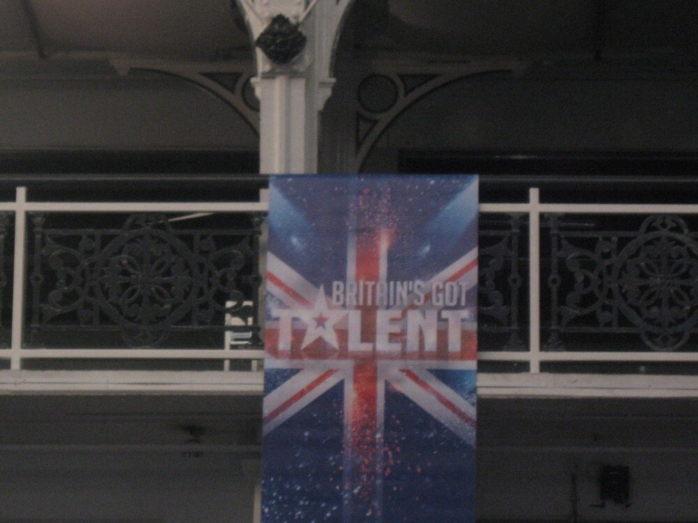 Britains got talent when I went. by mollycool12