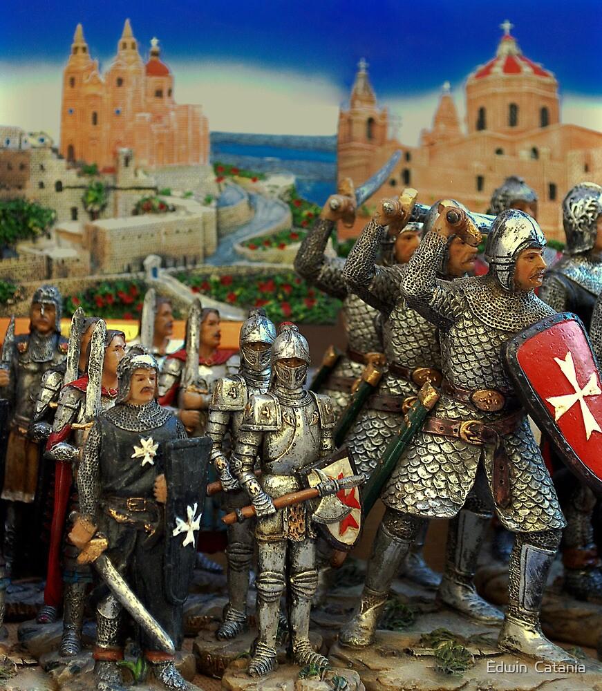 Maltese Crusades by Edwin  Catania