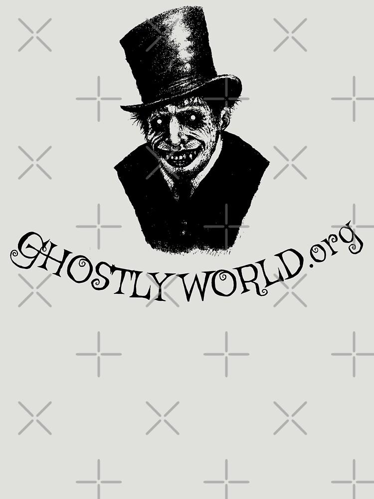 GhostlyWorld.org Logo by GhostlyWorld