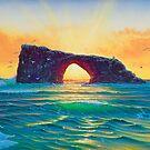 """Sunrise Portal"" by Tim Laski"
