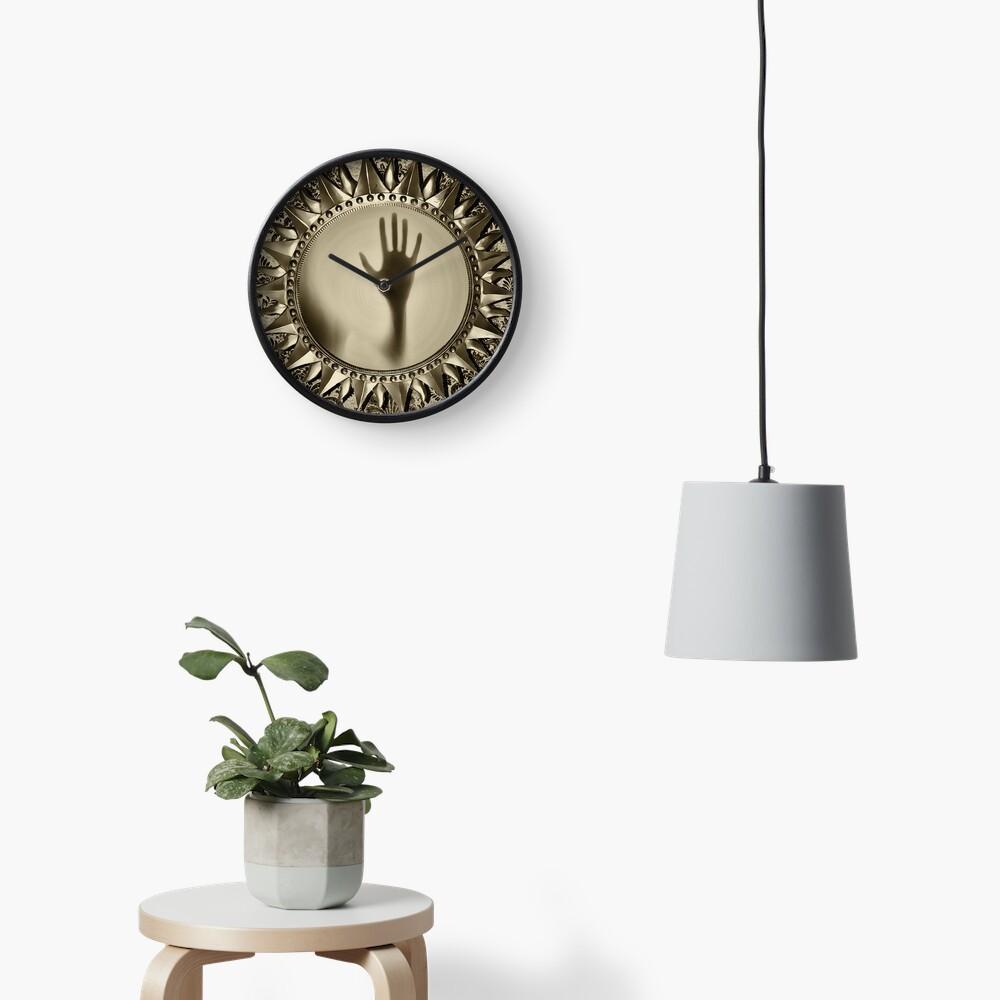 Trapped Soul Clock Clock