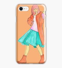 Pretty Women #7 iPhone Case/Skin