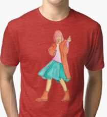 Pretty Women #7 Tri-blend T-Shirt