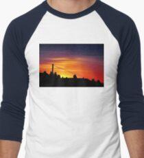 First Light Men's Baseball ¾ T-Shirt