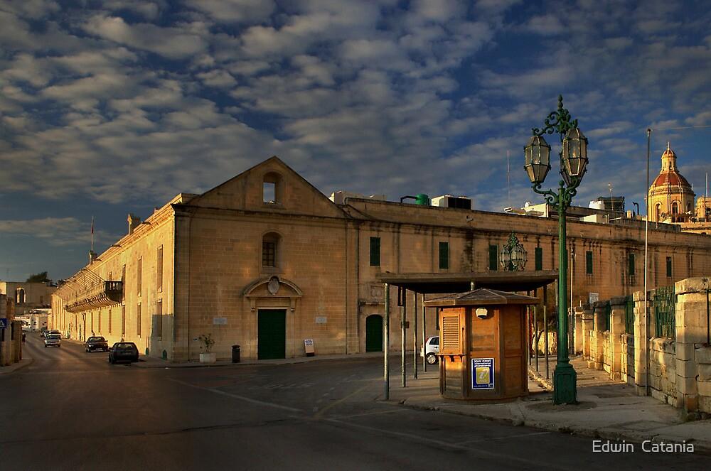 Mediterranean Conference Centre Valletta Malta by Edwin  Catania