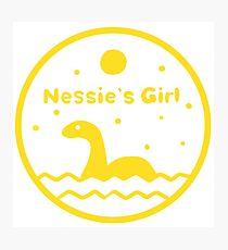Nessie's Girl Photographic Print
