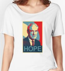 Bob Mueller Hoffnung Baggyfit T-Shirt