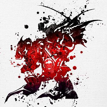 Final Fantasy VI Splatter (Lite) by jsumm52