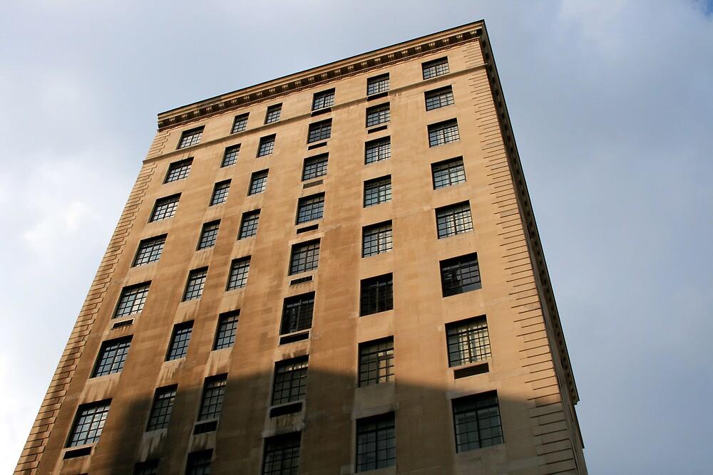 New York Building 5 by Michael Berns