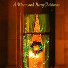 Warm Christmas Window by Bonnie M. Follett