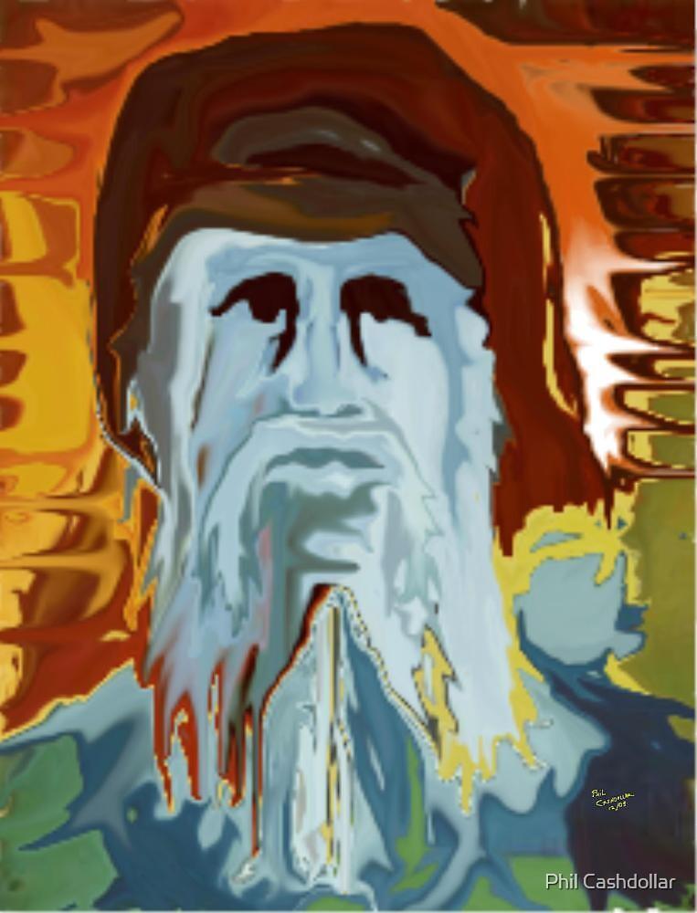 """Saint Nickolas"" by Phil Cashdollar"
