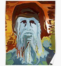 """Saint Nickolas"" Poster"