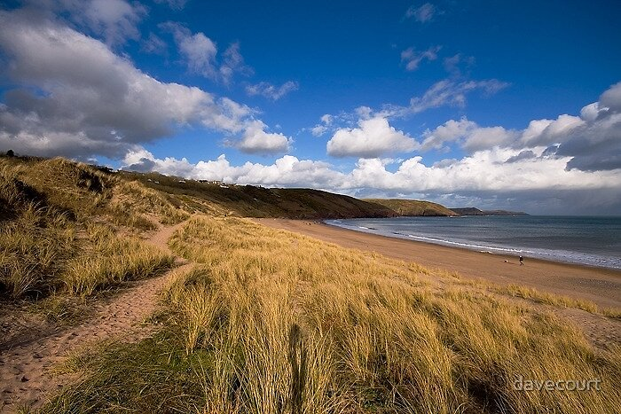 Freshwater East by davecourt