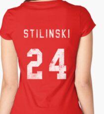 Stilinski Jersey Women's Fitted Scoop T-Shirt