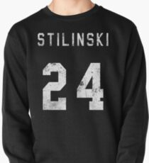 Stilinski Jersey Pullover