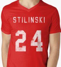 Stilinski Jersey Men's V-Neck T-Shirt
