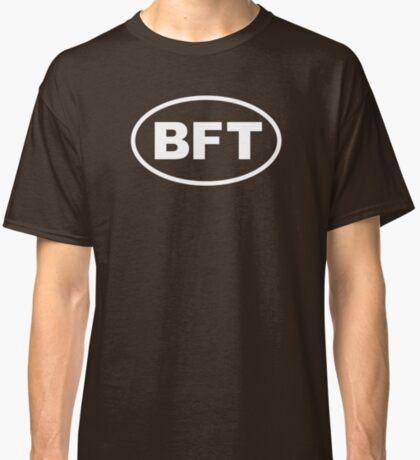 BFT White Classic T-Shirt