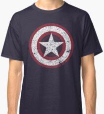 Camiseta clásica America Hero Sin fondo