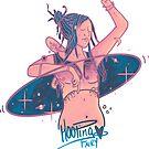 Hooping Fairy | Galactic by Daniel Watts
