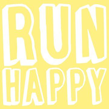 Laufen Sie glücklich von its-anna