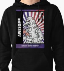 Robot Monster Pullover Hoodie