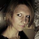 Self portrait by Katarina Kuhar