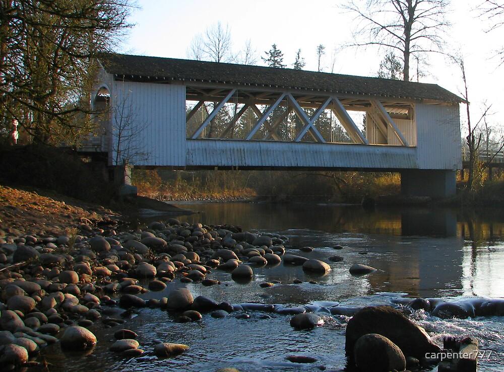 Covered Bridge by carpenter777