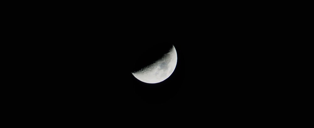 Moon - 1st attempt by MrB1980
