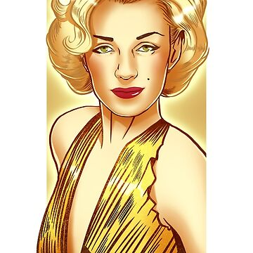 Marilyn  by ricardojurado