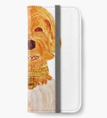 KING - ISLE OF DOGS iPhone Wallet/Case/Skin