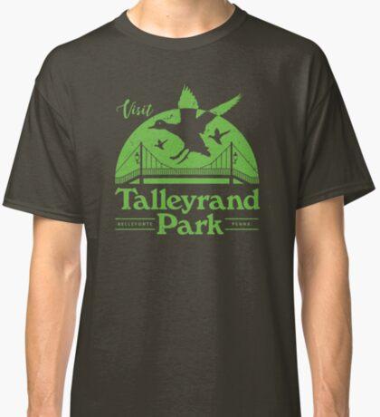Talleyrand Park - Green Classic T-Shirt