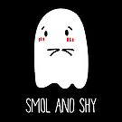 Smol and Shy by PikachuRox