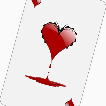 Ace of Hearts by tamtan