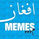 Afghan Memes Logo  by afghanmemes